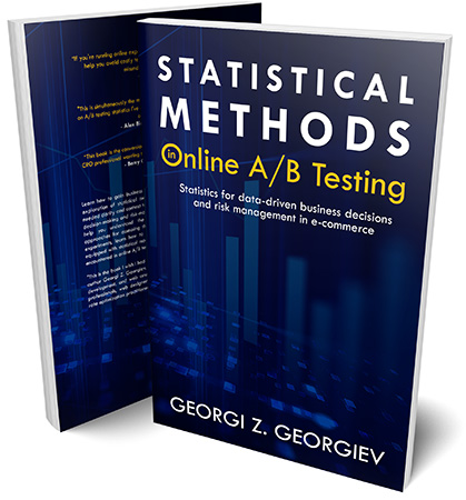 Book: Statistical Methods in Online A/B Testing